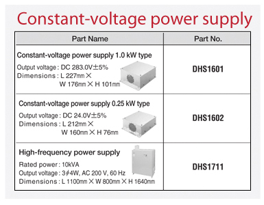 Constant-Voltage Power supply